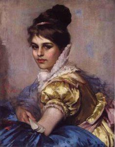 Жермена де Сталь – первая писательница Франции
