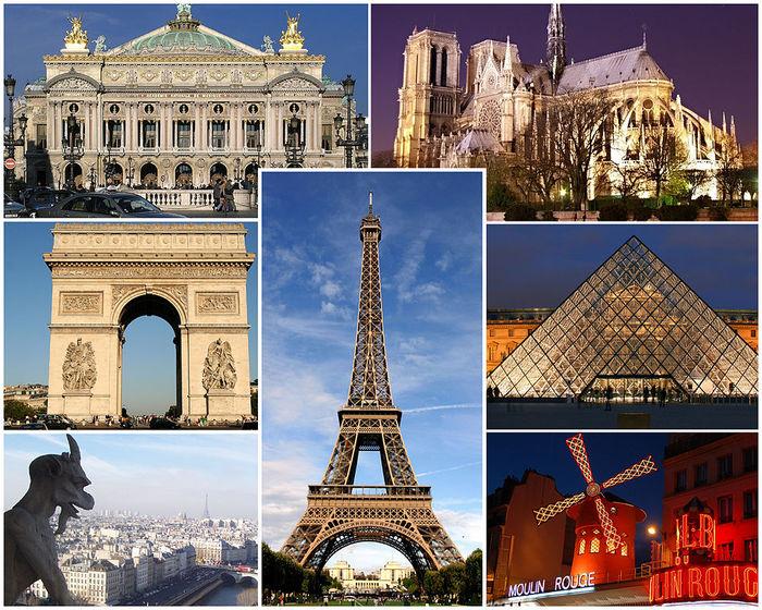 Древние достопримечательности Франции